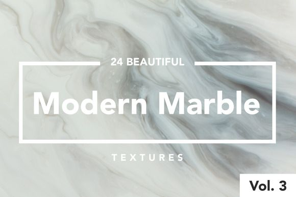 Modern Marble Ink Textures Vol. 3 by Fox & Bear on @creativemarket