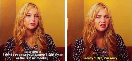 hahaha she's amazing!