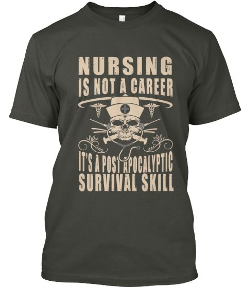 A Shirt That Will Make All The Other Nurses Jealous!