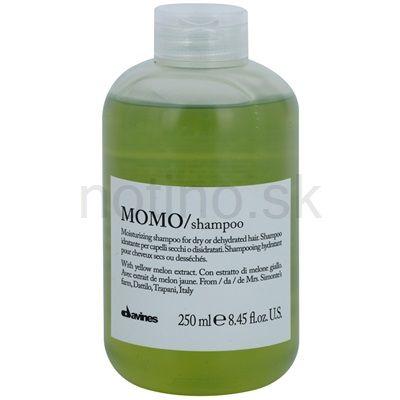 Davines Momo Yellow Melon hydratačný šampón pre suché vlasy