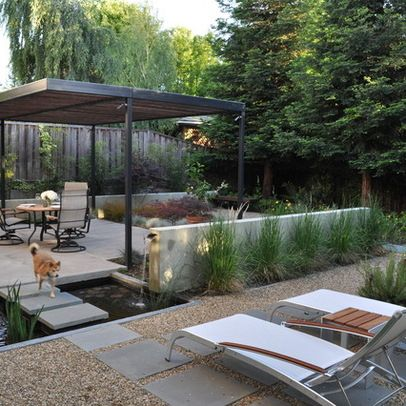 30 best images about ponds i want on pinterest pond for Modern pond ideas