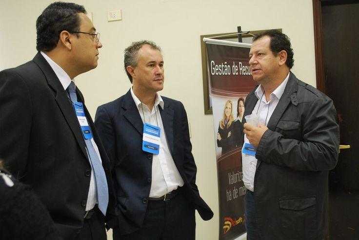 Encontro de RH em Presidente Prudente/SP, reúne mais de 150 pessoas.  Delsoft Sistemas apresenta suas soluções para RH neste evento.    Delsoft Sistemas - Tecnologia sem limites...