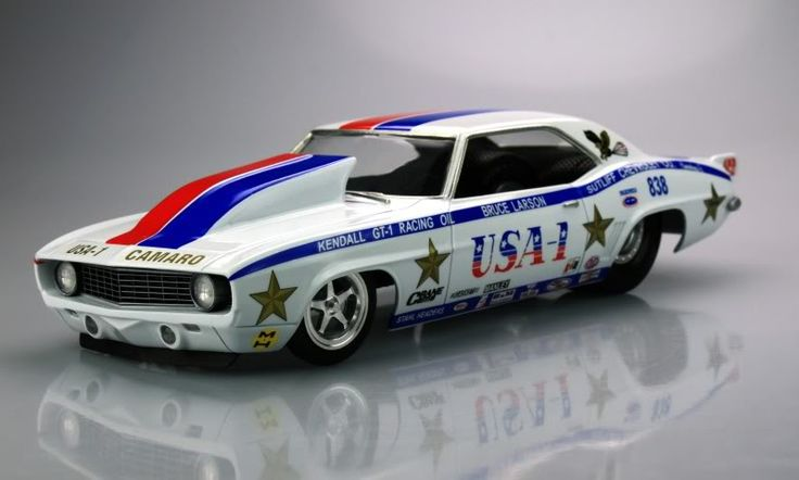 Drag Racing Model Cars | Drag Slot Cars