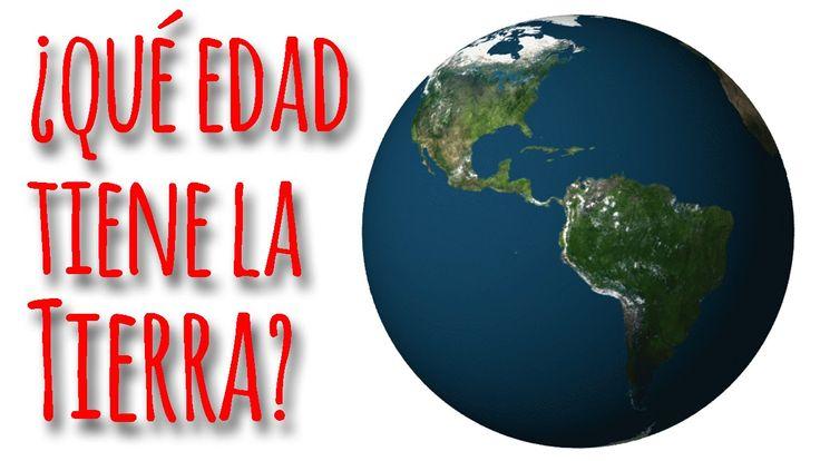 ¿Sabías Que...?: ¿Se Puede Calcular La Edad De La Tierra?