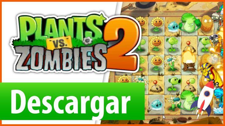 Como Descargar Plants Vs Zombies 2 Para Pc En Español Juego Pvz 2 Comp Plants Vs Zombies Plants Vs Zombies 2 Español