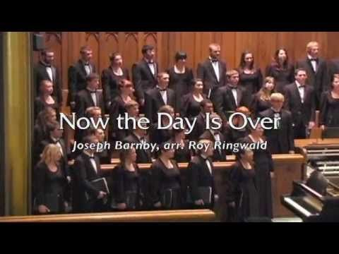 Now The Day Is Over - Hastings College Choir