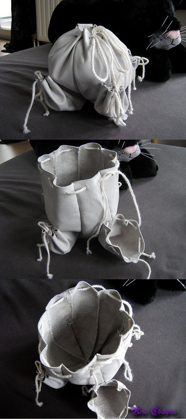 Elizabethan Purse by Stahlrose on DeviantArt