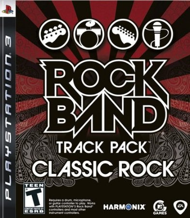 Rock Band Track Pack: Classic Rock (PlayStation 3) $34.95 Your #1 Source for Video Games, Consoles & Accessories! Multicitygames.com