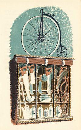 eric ravilious prints | ... Eric Ravilious (1903-1943) | Museum quality art prints | Royal Academy
