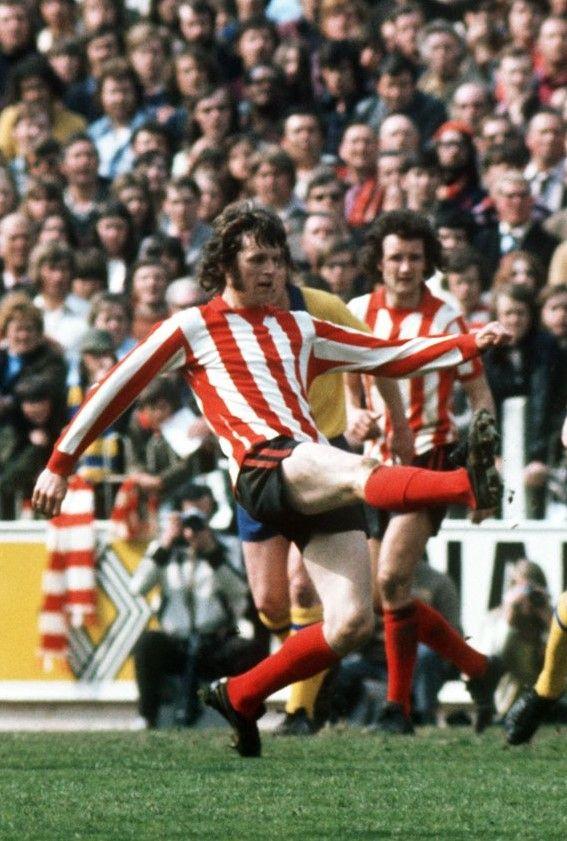Mike Channon Southampton 1973