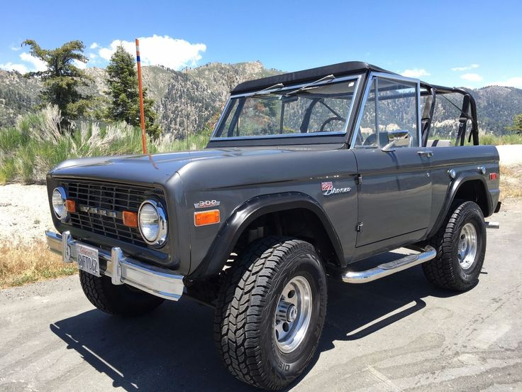 US $18100.00 Used in eBay Motors Cars u0026 Trucks ... & 1563 best My List images on Pinterest | Ford bronco Broncos and ... markmcfarlin.com
