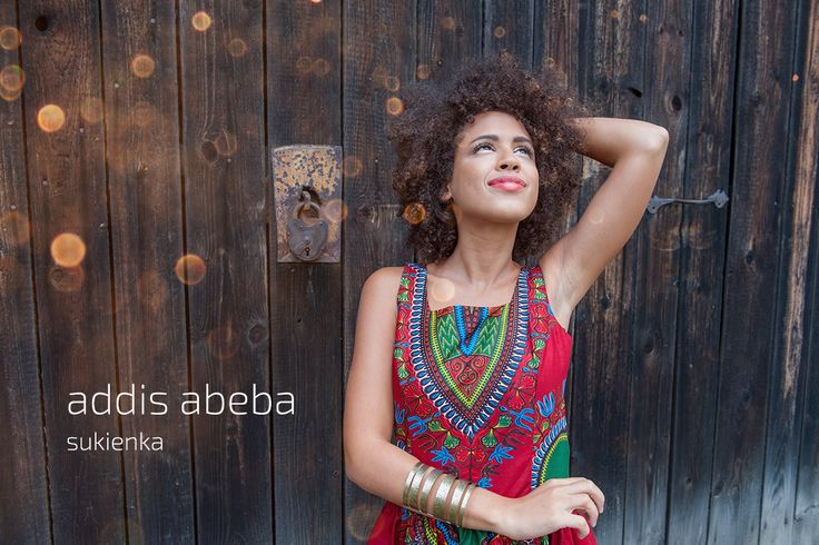 Addis Abeba dress #batik #africa #fairtrade #colors #dress