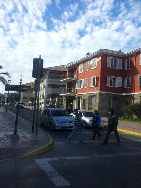 Entrada al centro de la serena! Visit www.lascubasdecydonia.cl