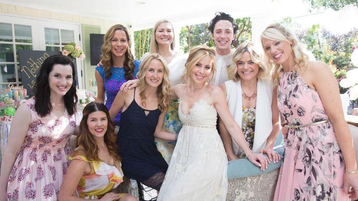 Tara Lipinski is one gorgeous bride-to-be!