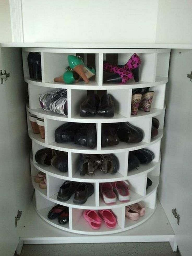 Shoe Lazy Susan I need this