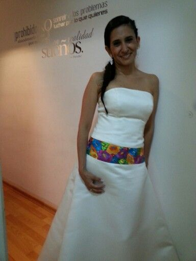 Detalles peruanos para tu look de novia 3