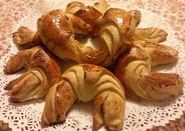 Mutfağımızdan Seçmeler: LOR PEYNİRLİ AY ÇÖREK #Hamurisi #Corekler #caysaatitarifleri #mutfagimizdansecmeler