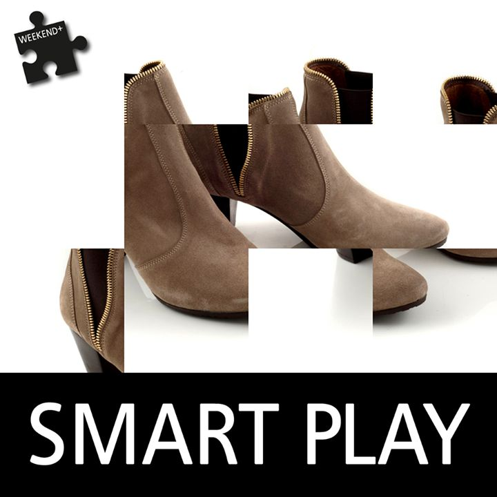 Visit Chaniotakis online store and buy these booties in discount!