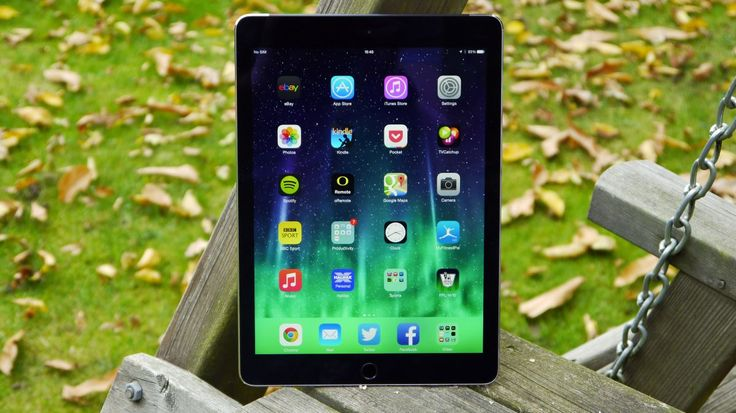 Apple has taken the perfect tablet and somehow made it even better
