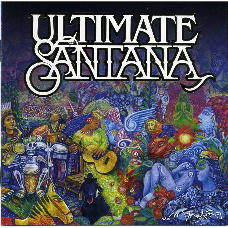 santana album covers | Ultimate Santana - Santana mp3 buy, full tracklist