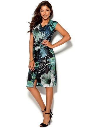 Desigual Uralet Dress Marino
