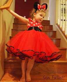Sew Fantastic: Minnie Mouse Miracle