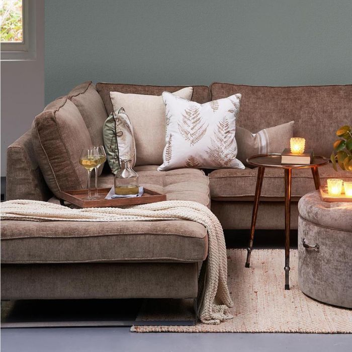Comfy Living Room In 2020 Velvet Sofa Living Room Corner Sofa Chaise Corner Sofa