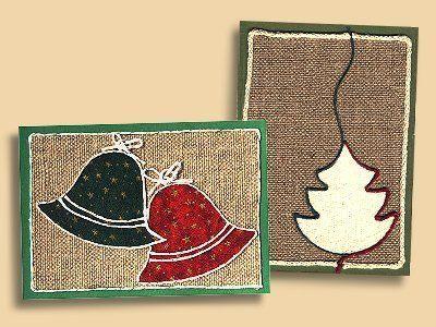 Karácsonyi üdvözlőlapok - Kreatív Karácsony
