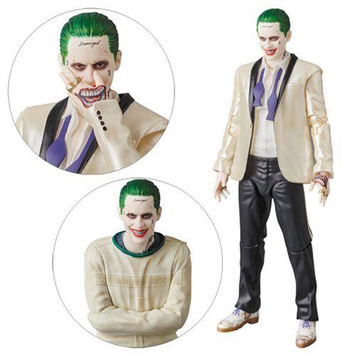 *PRE-ORDER* JOKER Suit Version Suicide Squad MAF EX Action Figure By Medicom