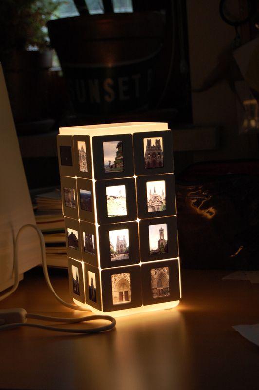 La lampe diapositives: c'est brillant !