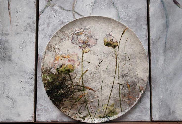 claire basler-法國大型花卉藝術家-克萊爾·巴斯勒的家.工作室.和藝術.日常生活成為一部份藝術的家園系列(二)。。。 - milk  - ☆ Milk ☆ 平平。淡淡。也是真。