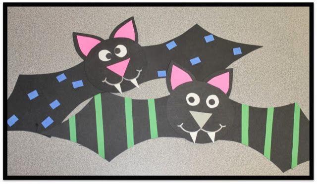 Bat Glyph - Perfect for Halloween!!!