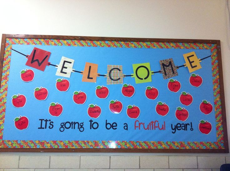 77 best back to school bulletin boards images on pinterest for Bulletin board organization