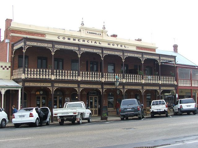 Picture of A Historic Hotel In Beechworth, Victoria beautiful old town has a great bakery, good food and lovely B & B's