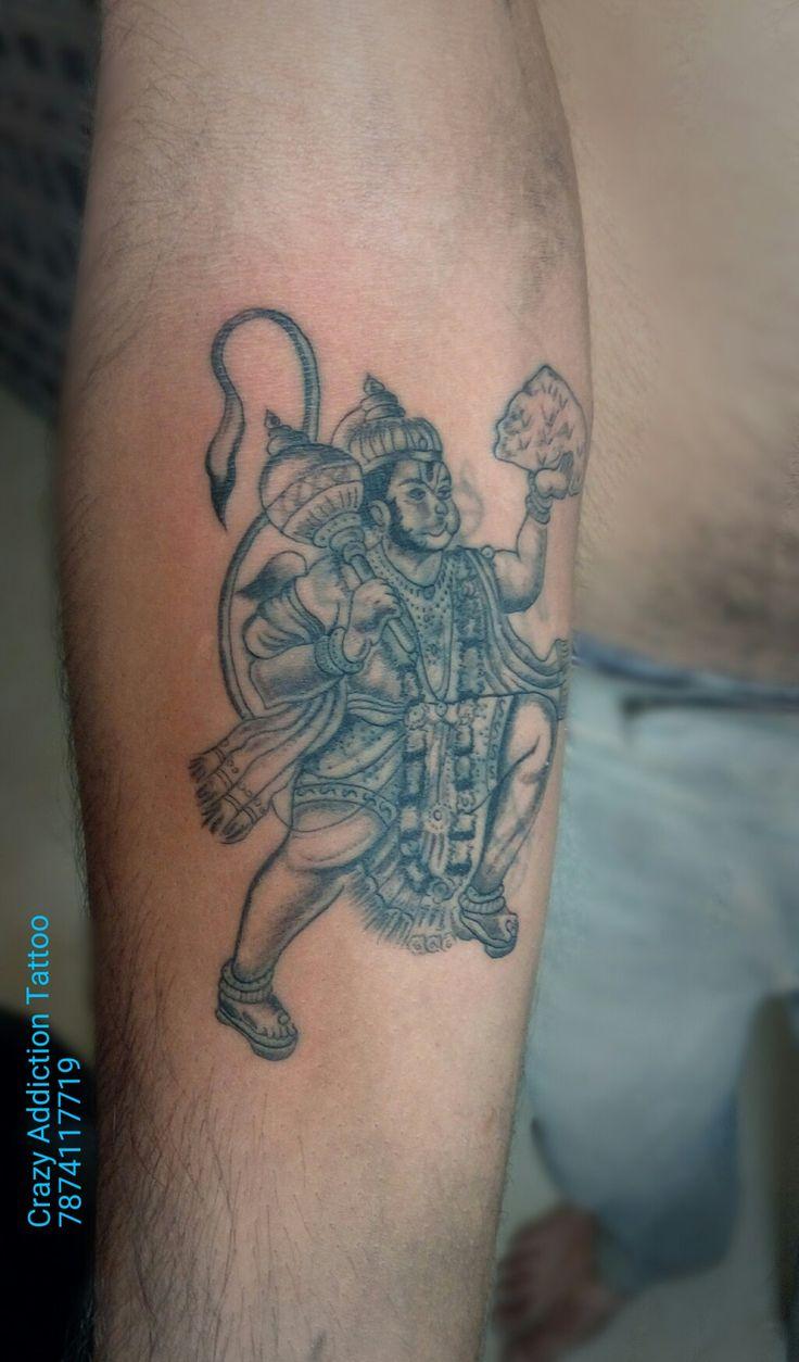 the 25 best hanuman tattoo ideas on pinterest hanuman lord hanuman and jai hanuman. Black Bedroom Furniture Sets. Home Design Ideas