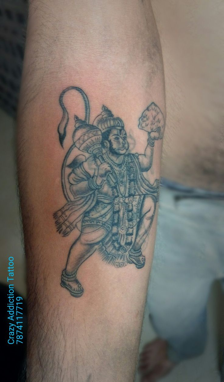 25 best ideas about hanuman tattoo on pinterest hanuman jai hanuman and lord anjaneya. Black Bedroom Furniture Sets. Home Design Ideas