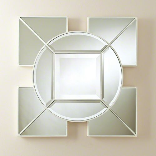 Global Views Wall Diver: 1000+ Ideas About Square Mirrors On Pinterest