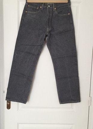 À vendre sur #vintedfrance ! http://www.vinted.fr/mode-hommes/jeans/23960682-jean-levis-501-gris-souris