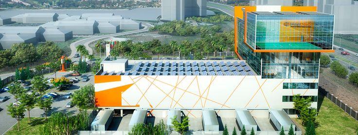 ¿Te has puesto a pensar como es el #diseño de un #CentroDeDatos y que #eficiencia y #rentabilidad podría darte?  #HostDime