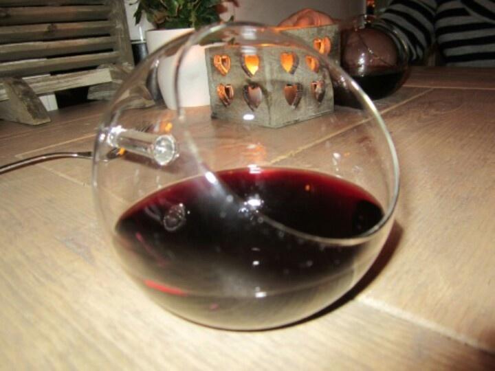 Leuk wijnglas