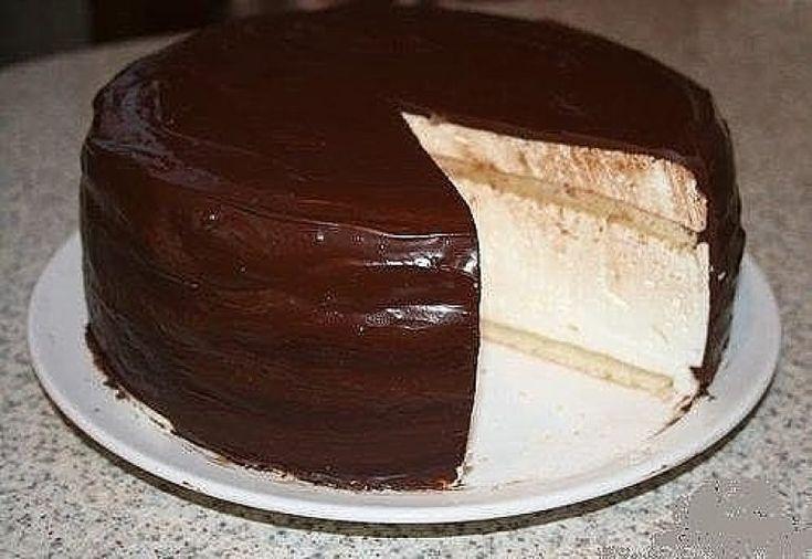 Тортик «Эскимо» — это просто сказка! | Самые вкусные кулинарные рецепты