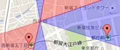風水を使って事業者の現住所から吉方位・凶方位を地図上に表示する「風水鑑定サービス」 - お祝い金がもらえる賃貸サイト「オフィスリー」
