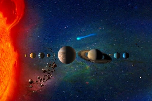 The evolution of celestial bodies takes a very long time, so our understanding of how planets and stars form is still incomplete. Now a new approach i...