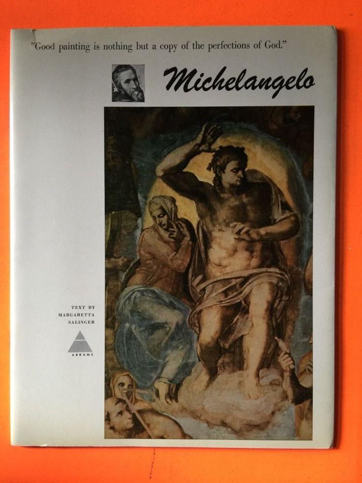 Michelangelo The Last Judgment Great Painters Margaretta Salinger