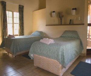 inside Skukuza Restcamp chalet, Classic kruger National Park safaris