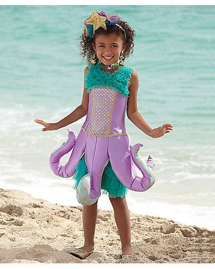 octopus girl costume | Costumes | Pinterest