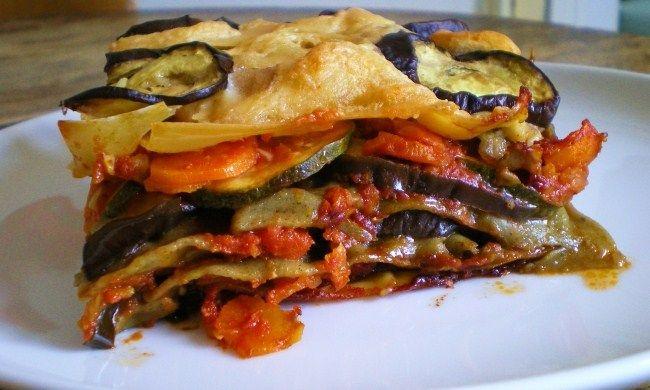 Lasagne di verdure al curry – Vegan blog – Ricette Vegan – Vegane – Cruelty Free