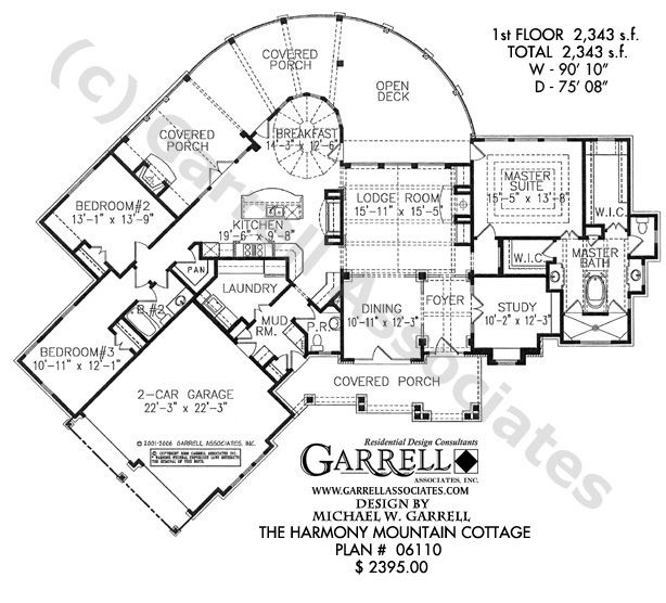 Award Winning House Plans Ranch: 1000+ Ideas About Cottage House Plans On Pinterest