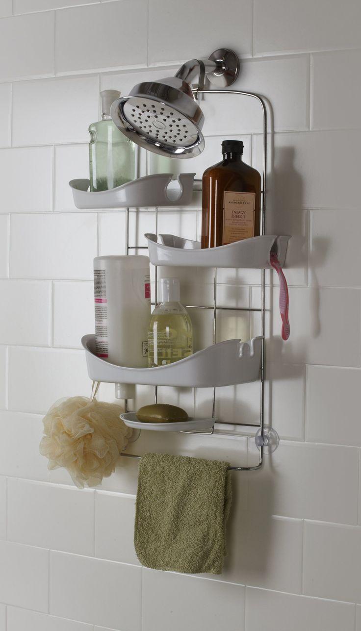 Ablage F?r Dusche Ikea : Praktisches Badezimmerregal Duschregal Ablage f?r Shampoo in Dusche