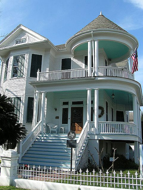 Victorian ~ Galveston, Texas